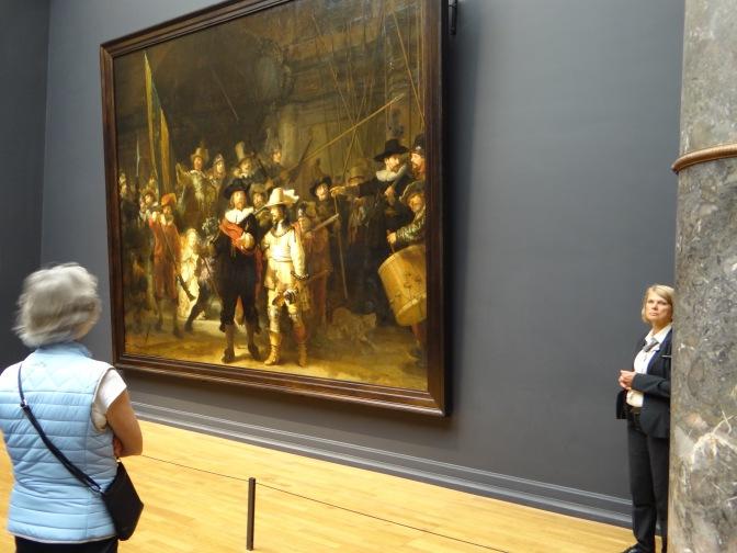 Rijksmuseum (De Nachtwacht)