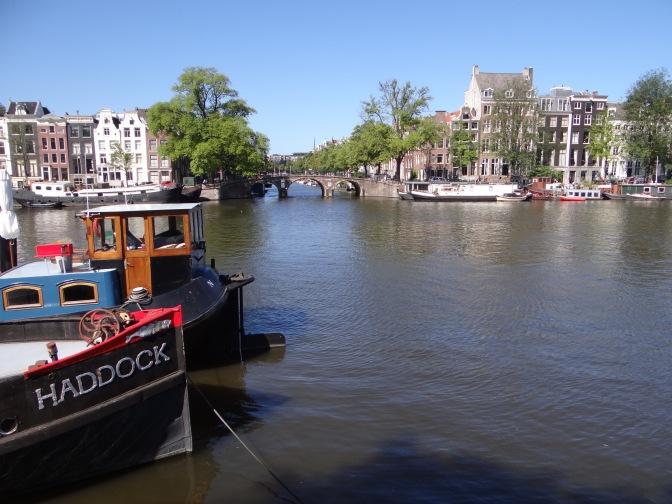 Amstel en Prinsengracht