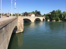 Rijn bij Rheinfelden