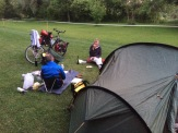Camping in Flaach