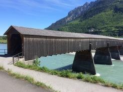 Brug naar Liechtenstein