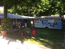 Camping bij Desenzano