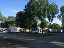 Camperplaats Mantua
