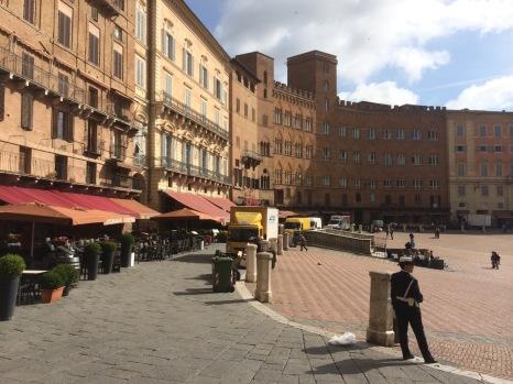 Siena, Plaza del Campo