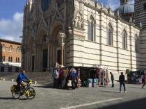 Siena, Piazza del Duomo