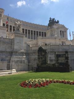 Rome, Monument of Victor Emmanuel II