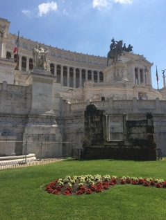 Rome, Monument of Victor Emmanuel II