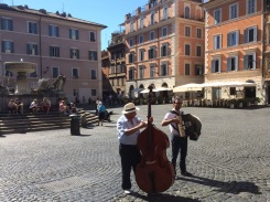 Piazza di Santa Maria Trastevera