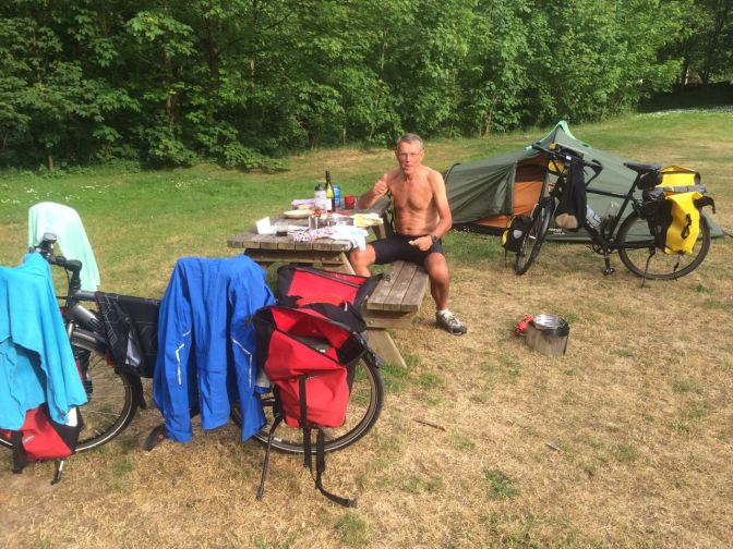 Camping in Stoumont