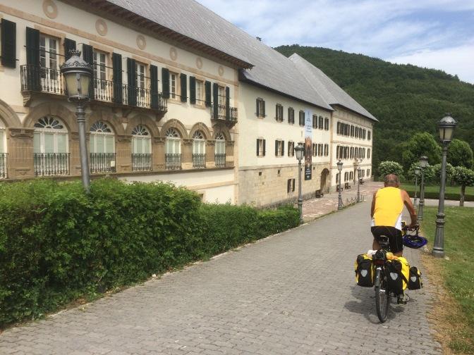 Klooster Roncesvalles op de Roelandspas