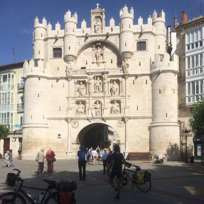 Burgos, stadspoort