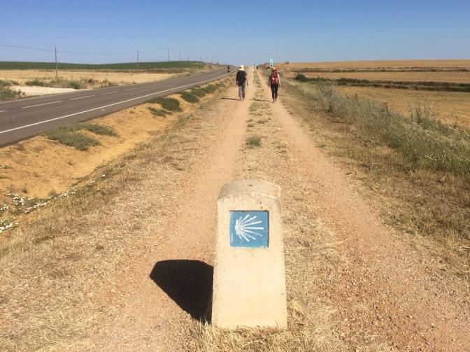 De Camino voor wandelaars