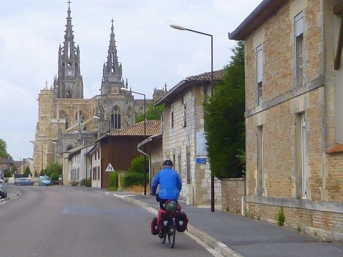 L'Épine, kathedraal