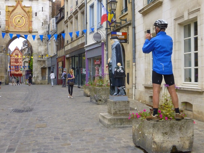 Auxerre, binnenstad