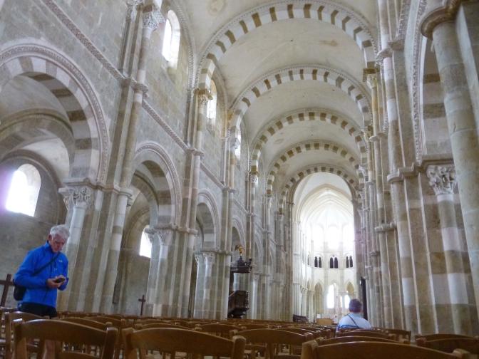 Kathedraal Vézelay