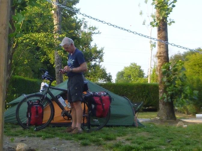 Camping in Lescar