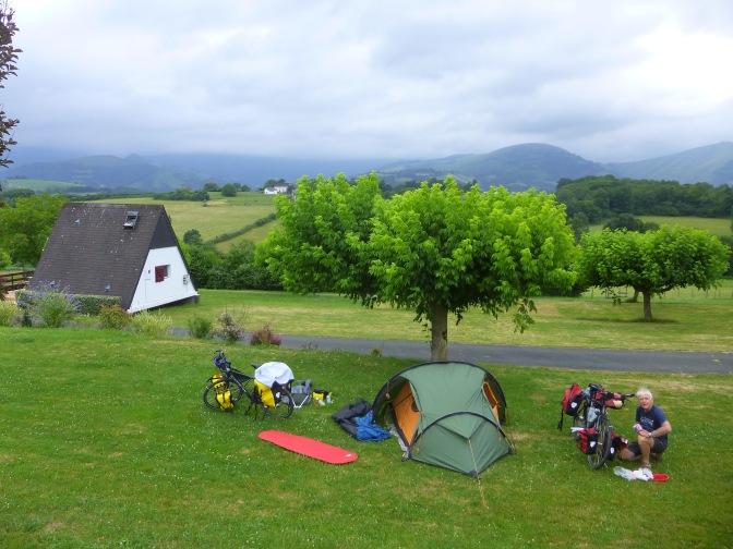 Camping à la ferme in Garindein