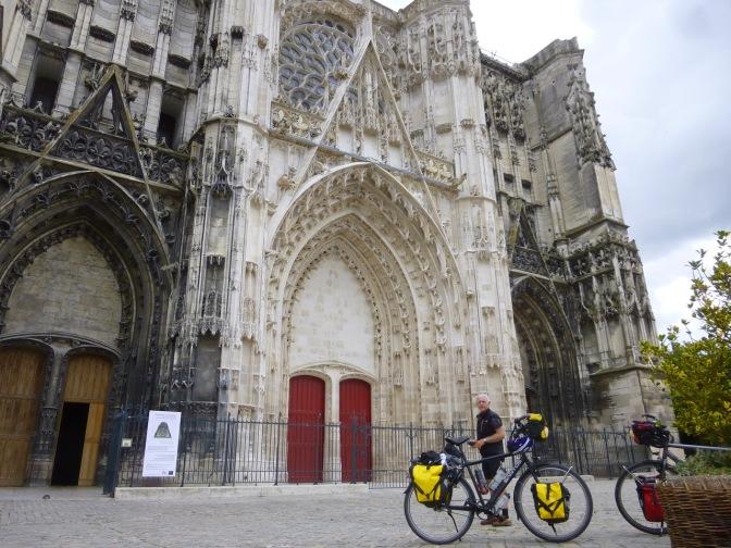 Troyes, kathedraal