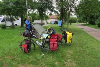 Camping in Francaltroff