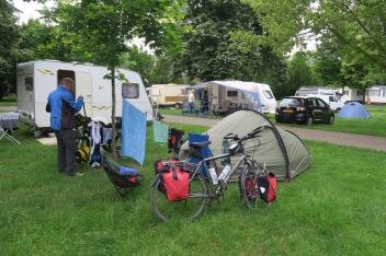 Camping in Molsheim