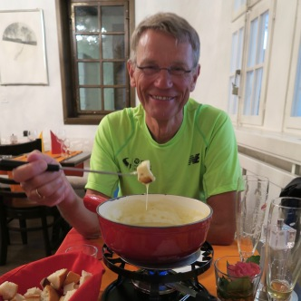 Fondue traditionelle