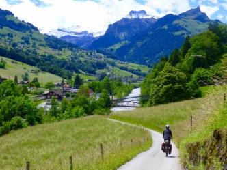 Zwitserland: fietsland
