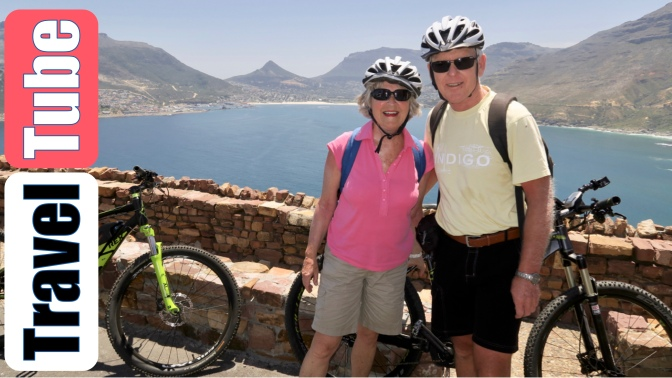 2018 Biking The Cape Peninsula
