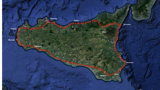 Sicilië Animatie